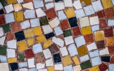 Che vita dura quella del mosaicista!